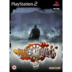 PS2 Clock Tower 3 (used)