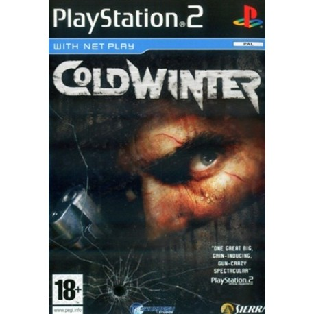 PS2 Cold Winter (used)
