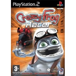 PS2 Crazy Frog Racer (used)