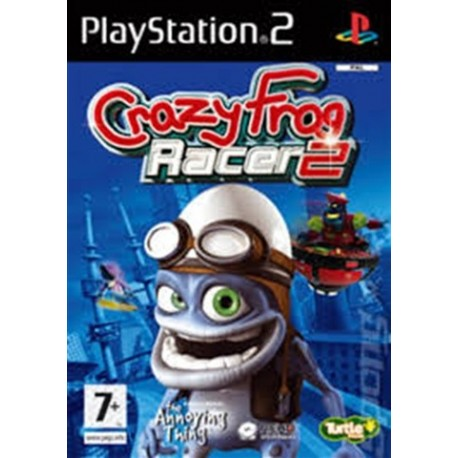 PS2 Crazy Frog Racer 2 (used)