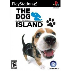PS2 The Dog Island (used)
