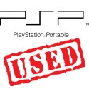 PSP used games